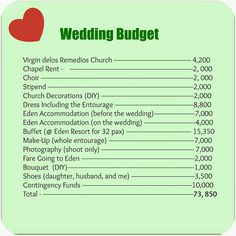 As the queen of practicality, we try to keep our church wedding as simple as possible. First thing first is to consider the wedding budget. Budget Wedding, Wedding Tips, Financial Tips, Church Wedding, Entourage, Frugal, Getting Married, Budgeting, Homeschool