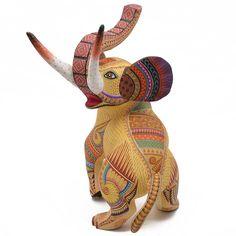 Julia Fuentes & J. Juan Melchor: Elephant