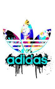 parilla difícil deseable  Resultado de imagem para adidas logo graffiti vector | Adidas wallpapers,  Adidas wallpaper iphone, Adidas iphone wallpaper