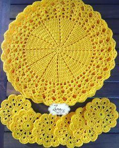 Crochet Bracelet Pattern, Crochet Doily Rug, Crochet Placemats, Crochet Dollies, Crochet Table Runner, Crochet Doily Patterns, Crochet Chart, Crochet Home, Filet Crochet