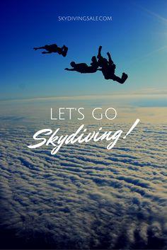 Let's go Skydivng!