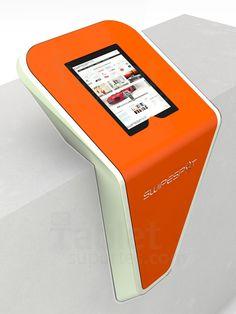 SwipeSpot Desk Tab