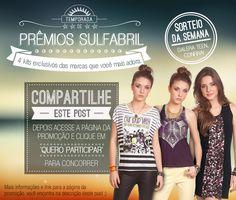 Promoção Facebook Sulfabril