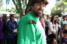 Opening my Butterfly Park, where at least a thousand people turned up to see what we had made, some monarchs were released and one landed on my shoulder, probably just to say thanks...
