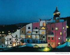 Rogner Bad Blumau Hotel, Austria