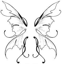Fairy Wing Tattoos | faery wings II by butterflyy | Tattoo ideas ...