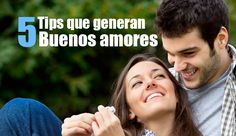 ... 5 tips que generan buenos amores. http://www.elartedesabervivir.com/index.php?content=articulo&id=344