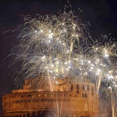 How To Enjoy Your New Years Eve Night in Rome