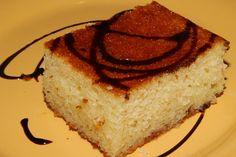 Pantheon Greek Restaurant Toronto - Sweet honey cake