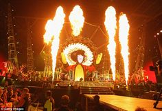 Image result for concert pyrotechnics