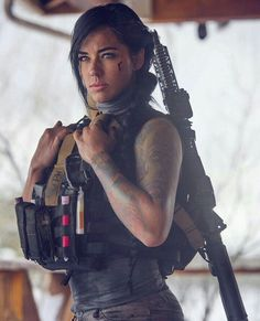 Girl with a Weapon fantasy rough girl gun Military girl . Women in the military . Women with guns . Girls with weapons Alex Zedra, Female Soldier, Military Girl, Warrior Girl, Military Women, N Girls, Badass Women, Poses, Female Characters