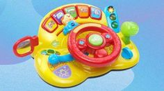 VTech Turn and Learn Driver for Children for sale online Vtech Baby, Toys R Us Canada, Electronic Toys, Sit Up, Activity Centers, Imaginative Play, Toys For Girls, Fun Learning, Educational Toys