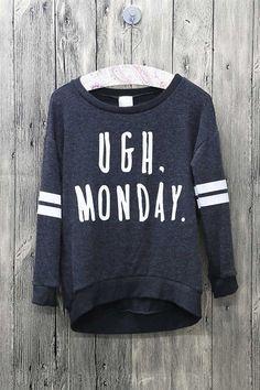 KIDS UGH, Monday Top