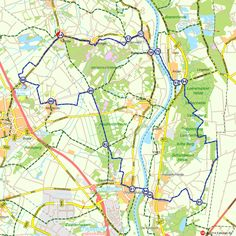Fietsroute: Kasteeltuinenroute (http://www.route.nl/fietsroutes/114944/Kasteeltuinenroute/)