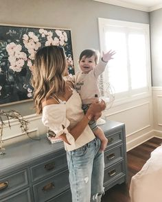 40 ideas for baby love mom truths Cute Family, Family Goals, Family Kids, Future Mom, Future Daughter, Baby Pictures, Baby Photos, Mom And Baby, Baby Kids
