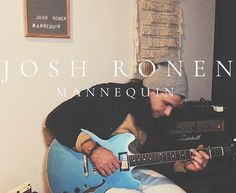 Reposting @joshronenofficial: Here it is everybody!!! A Live + Raw performance of my new tune 'Mannequin' is now available on YouTube. Link in Bio 💥💥 . . . . . . #music #musician #newmusic #original #picoftheday #picture #video #studio #recordingstudio #sing #singer #songwriter #gibson #guitar @warnermusic @johnmayer #beauty #vibes