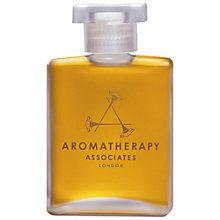 Buy Aromatherapy Associates Relax Deep Bath & Shower Oil, 55ml Online at johnlewis.com