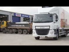 DAFcheck - service and inspection history | DAF Trucks UK Limited - YouTube