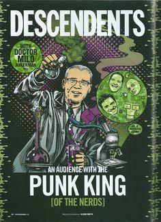 Descendents - Hysteria Magazine