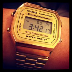 970b386fdfa casio vintage watch  gift  love  onehappygirl