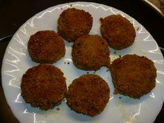 Quinoa-Frikadellen