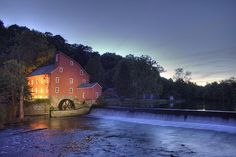 Red Mill, Clinton, NJ