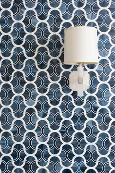 A tile that makes a timeless statement Tiles, Mosaic, Decor, Ann Sacks, Splash, Wall, Wall Lights, Home Decor