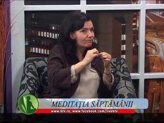 Meditatia saptamanii | Stefan Pusca