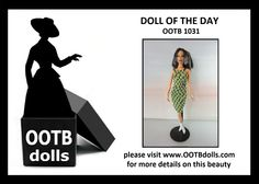 "07.01.14 - Today, we are previewing doll OOTB 1031, who will be making debut at the NBDCC Nashville as part of our OOAK collection! Her ensemble is inspired by a vintage mini-dress that was originally worn by Sarah Jessica Parker's character Carrie Bradshaw in the movie ""Sex  the City 2"". Enjoy!  Please visit our website for more details on this beauty! www.OOTBdolls.com"