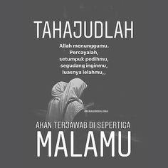 Quotes Rindu, Allah Quotes, Quran Quotes, Best Quotes, Life Quotes, Qoutes, Hijab Quotes, Muslim Quotes, Reminder Quotes
