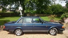 """This is a very well preserved Volvo 240 saloon. The condition is superb and it must have been loved and cared for all of its life. Descriptions often read, """"good condition for year"""", but this car is in good condition for a two or three year old car. It is hard to believe that it is almost thirty yea..."""