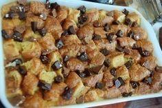 Chocolate Chip Bread Pudding | Udi's® Gluten Free Bread