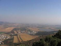 Valley of Jezreel