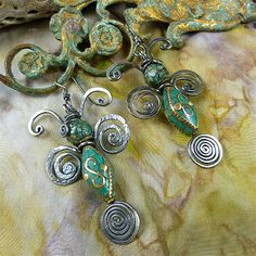 Sharilyn Miller: FREE Tutorial: Spiraling Wire for Jewelry