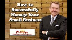 [Podcast] How To Successfull Manage Your Small Business