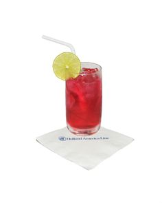 Big Game #Cocktail - Cape Cod: Mix 1.5 oz. vodka and cranberry juice over ice in a hi-ball glass. Garnish with a slide of lime.