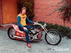Arlen Ness -One of the original six Hamsters, on a Magnacycle. Harley Davidson Pictures, Classic Harley Davidson, Sportster Chopper, Bobber, Motorcycle Types, Motorcycle Bike, Harley Davidson Motorcycles, Custom Motorcycles, Harley Davidson Images