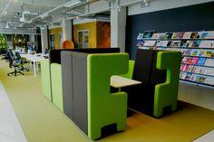 Eindhoven - flexplekken en open werkplekken by Igluu - www.igluu.nl, via Flickr