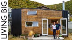 Super Cool DIY Tiny House With HUGE Movie Theatre Lofthome theatre big in a tiny house loft theatre . home house house design house living house on wheels Cool Diy, Loft Design, House Design, Architectural Technician, Little Houses, Tiny Houses, Cottage Interiors, Tiny House Living, Dream House Plans
