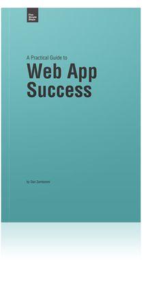 Web App Success by Dan Zambonini from fivesimplesteps.com