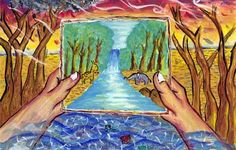 protect our environmnet art - Google Search