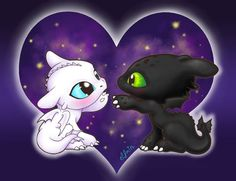 Toothless and Light Fury 💙💙💙💙💙 Cartoon Wallpaper Iphone, Disney Phone Wallpaper, Cute Cartoon Wallpapers, Cute Love Wallpapers, Cute Disney Drawings, Cute Animal Drawings, Drawing Disney, Kawaii Disney, Disney Art