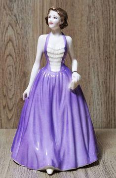 Royal Doulton figure Emma, HN: 4786, Limited Edition 577/1000, Doulton 2005.