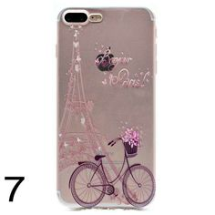 Etui souple iphone 7 plus,achat housse de protection chic iphone 7 plus