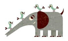 animal,ave,elephant,pajaro,tintado,elefante-d0250e7daf564048c1bc2b7d12ef1084_h.jpg (500×308)