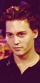 GIPHY is your top source for the best & newest GIFs & Animated Stickers online. Johnny Depp Winona Ryder, Johnny Depp Fans, Young Johnny Depp, Johnny Depp Movies, The Hollywood Vampires, Johnny Depp Pictures, Johny Depp, Jawline, Young And Beautiful