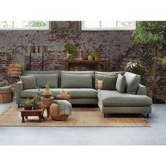 Room108 Hoekbank Gigi Ottomaan   Zen Lifestyle   Gratis bezorging! Sofa Design, Interior Design, Metal Patio Chairs, Kids Couch, Baby Room Decor, Home Living Room, Diy Home Decor, New Homes, Furniture