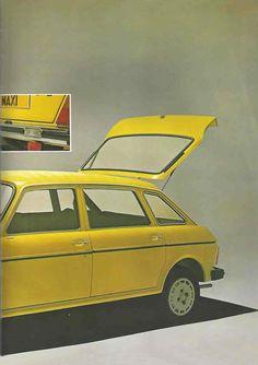 Austin Maxi 2 Brochure 1982