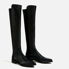 Image 3 of HIGH BOOTS from Zara