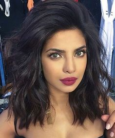 Mid Length Lob Celebrity Hairstyles 2017